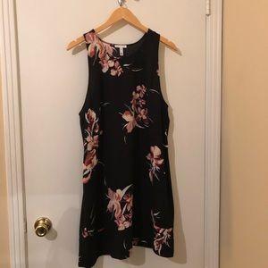 Floral Racerback Shift Dress